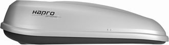 Hapro Probox 430 Zilver  370 ltr. mat zilver grijs