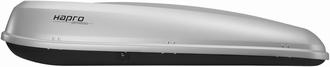 Hapro Probox 560 Zilver  490 ltr. mat zilver grijs