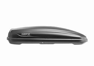Hapro Traxer 6.6 Anthracite  410 ltr. antraciet