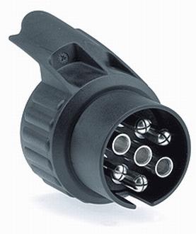 Adapterstekker 7 - 13-polig