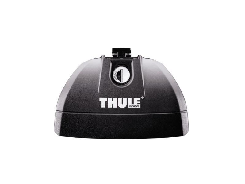 Dakdragerset Thule Rapid Fixpoint XT 753 met SquareBar Evo