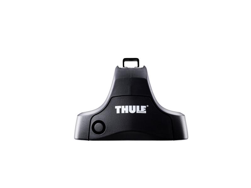 Dakdragerset Thule Rapid System 754 met WingBar Evo Black