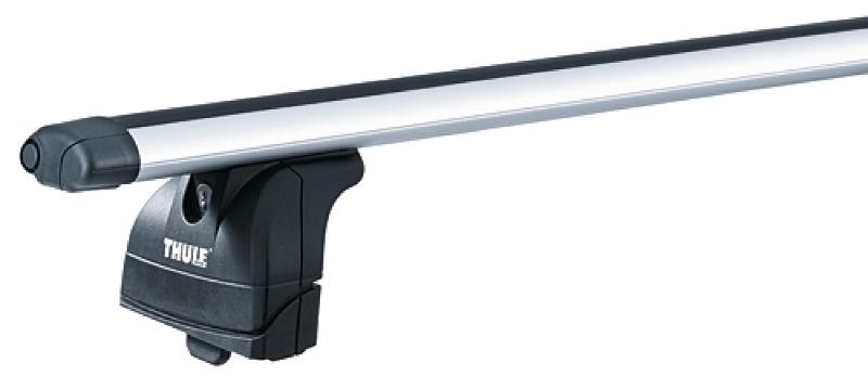 Dakdragerset Thule Rapid System XT 753 met WingBar Evo Black