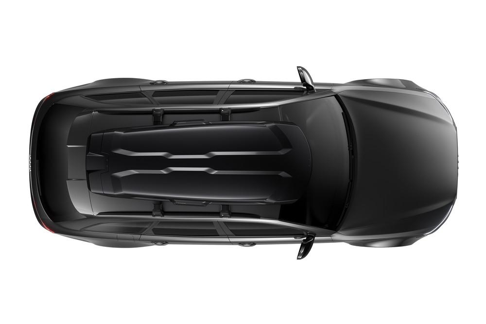Thule Vector Alpine black metallic 6135B