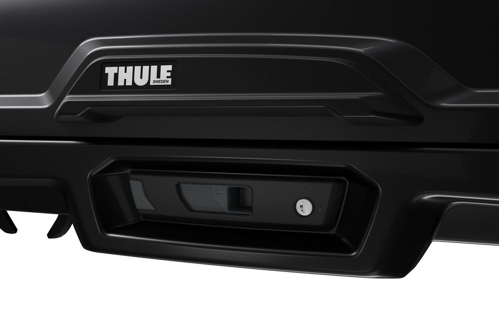 Thule Vector L black metallic 6137B