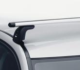 Verhuur dakdragers voor auto's met vaste bevestigingspunten