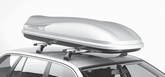 Verhuur skibox Classic M 420 ltr. grijs